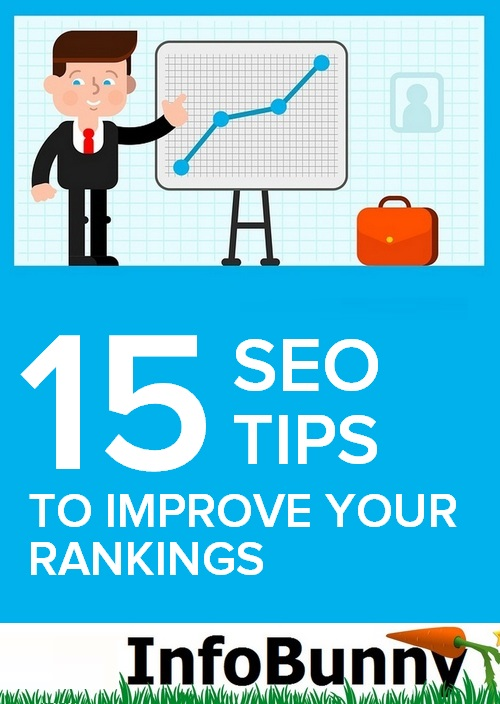 SEO Tips to Improve Your Rankings