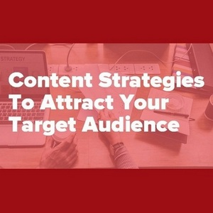 Content Strategies To Attract Your Target Audience - Quick How-To-Guide