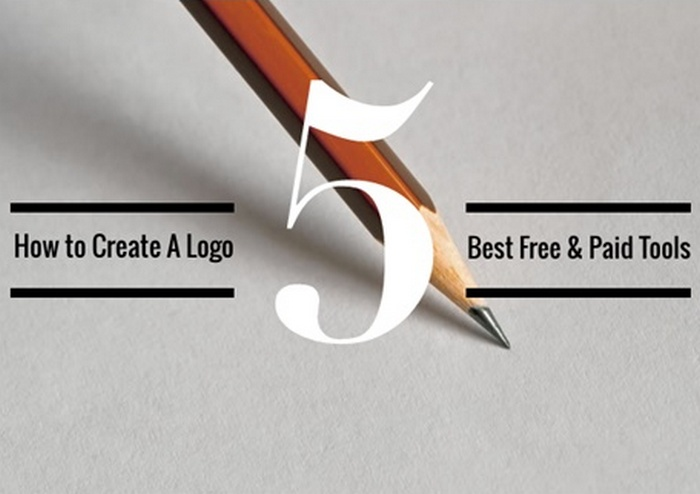 How to Create A Logo: 5 Best Free and Paid Tools - Header image