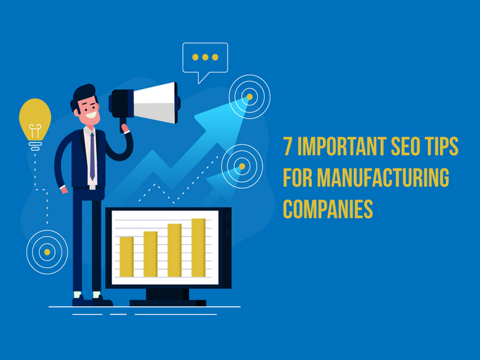 Manufacturing SEO Tips