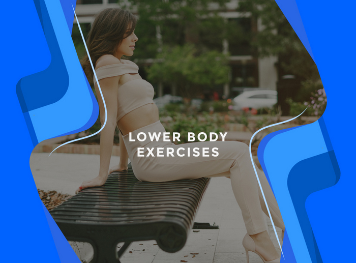 Lower Body Office Exercises