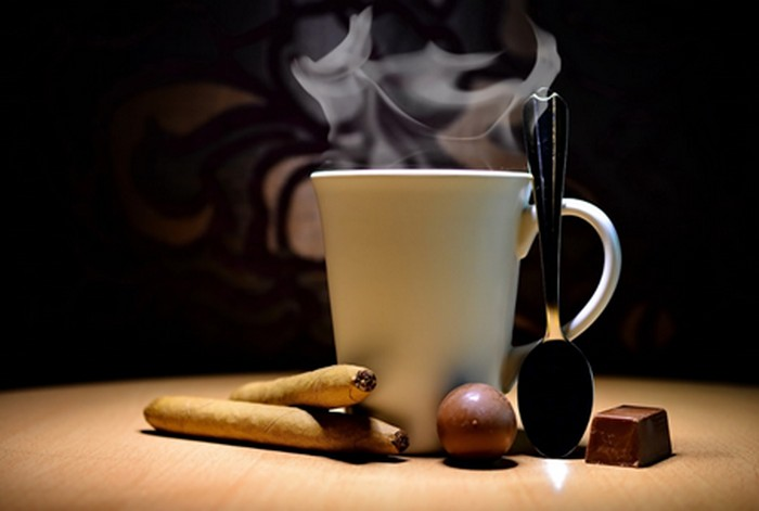 Chocolate and coffee - What causes everyday heartburn