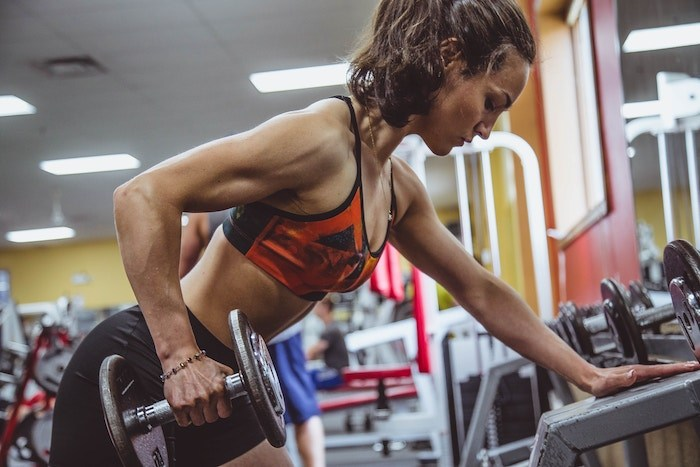 Yes, weight training is also for women - Benefits of weight training