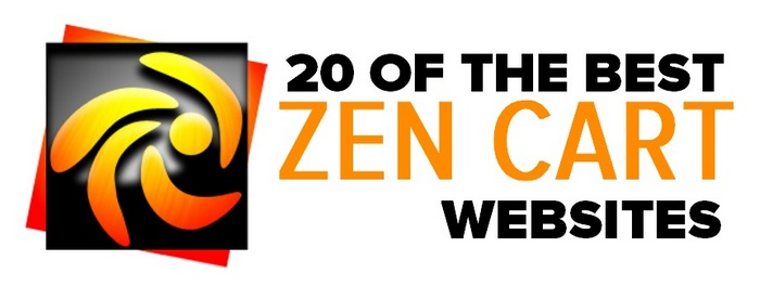 20 Best Websites Using Zen Cart