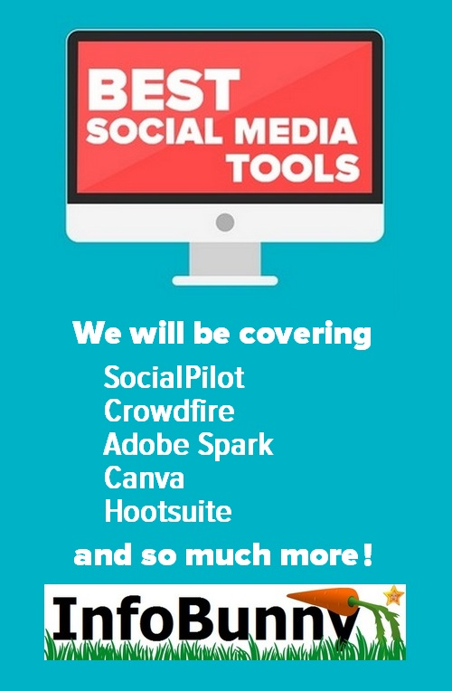 Best Social Media Tools That Will Increase Your Engagement and Reach - Pinterest share iamge