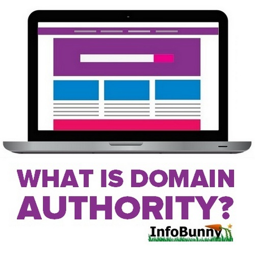 Pinterest share image - What is domain authority?