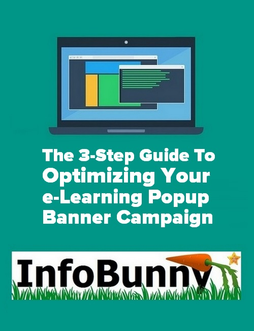 Optimizing Your e-Learning Popup Banner Campaign