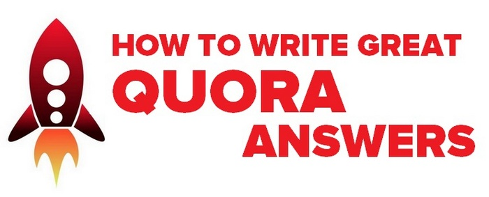 Header image for - how do I write great Quora answers?