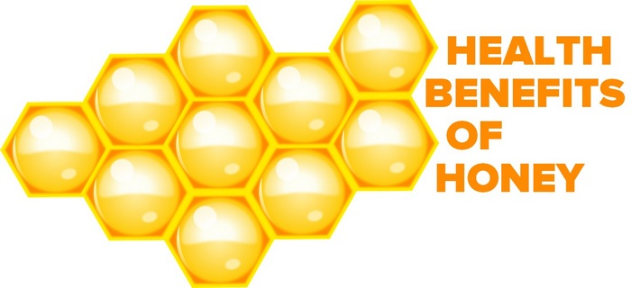 Image showing honeycomb used as the header for the article - The Health Benefits Of Honey