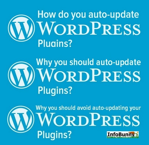 Pinterest share image - How do you auto-update WordPress plugins? - Takeaways
