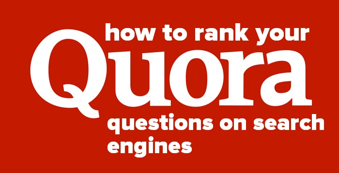 Header image - how you put your Quora questions on Page 1 of Google