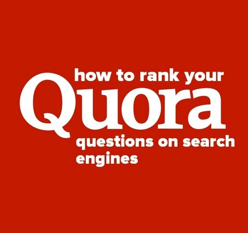 Pinterest share image - How to rank your Quora questions on search engines