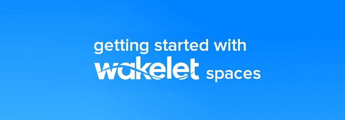 Getting started with Wakelet Spaces sub-header