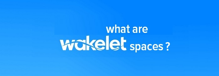 what are Wakelet Spaces header image