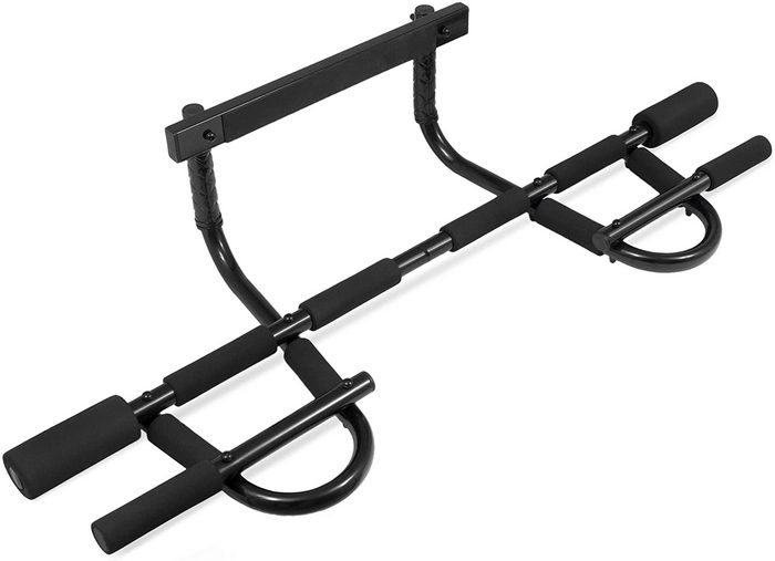 image of a pull up bar