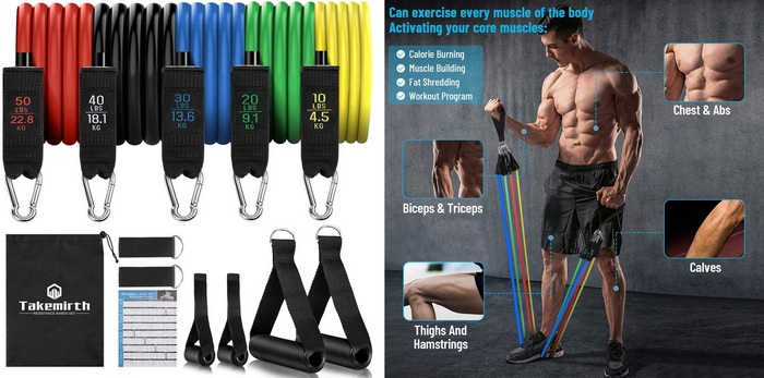 Resistance bands product image