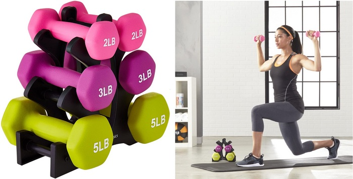 Women's dumbbell product image