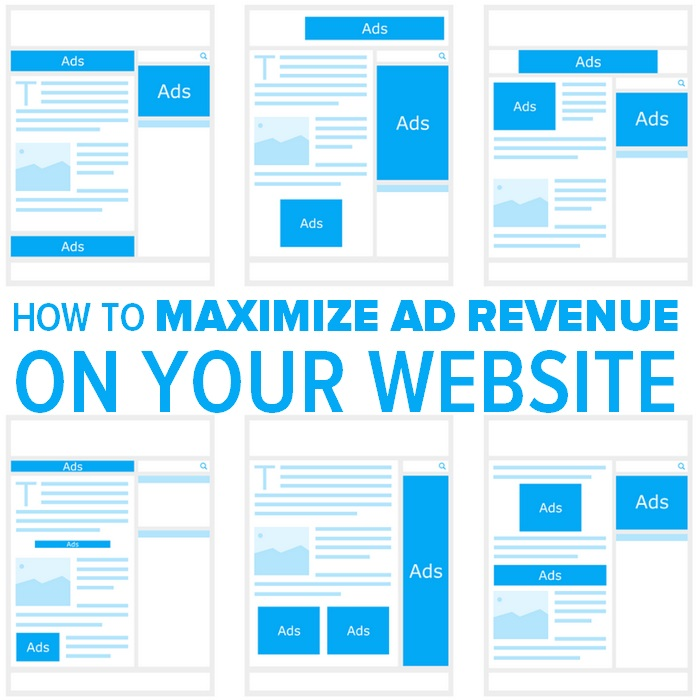 Header graphic for the article How do you maximize ad revenue on your website?
