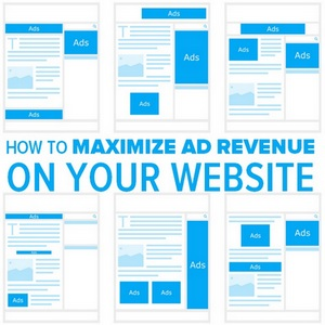 How to maximize ad revenue on your website