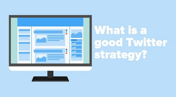 Header -  What is a good Twitter strategy?