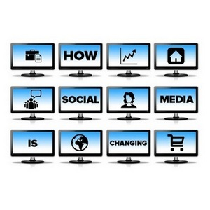 How Social Media is changing