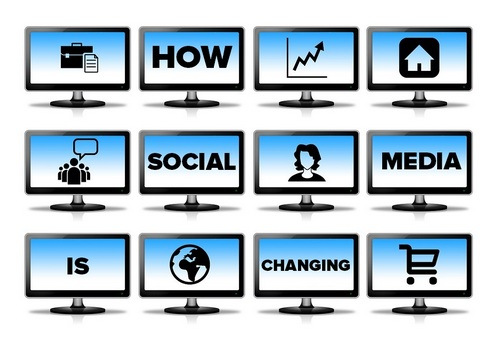 Header image - How social media is changing