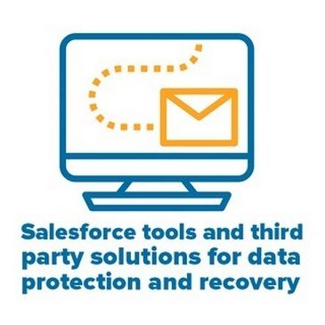 Featured Image - Salesforce tools and third party solutions for data protection and recovery